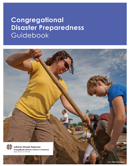 LDR Disaster Preparedness Cover